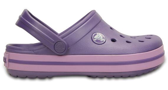 Crocs Crocband Clogs Kids Blue Violet/Iris